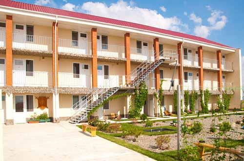 Гостиницы Песчаного